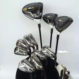 Golf club iron headcovers online shopping - Top Quality Full Set Golf Clubs M2 Golf Driver Fairway Woods Irons Headcovers Real Photos Contact Seller