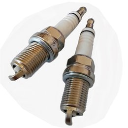 honda engines wholesale Canada - Car Iraurita Platinum Alloy Spark plug iridium Glow Plugs Candles lighter Engine Ignition for Honda CIVIC 1.5L 1.6L D15B D16A