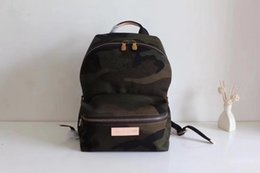 Backpacks velvet online shopping - 2019 M44200 NEW CANVAS FASHION MEN WOMEN Backpacks Luggage Shoulder Bags HANDBAGS Belt Bag