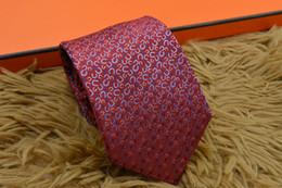 $enCountryForm.capitalKeyWord NZ - Mens Classic Silk Ties for Men Brand Designer Neckwear Business Skinny Grooms Necktie for Wedding Party Suit Shirt Fashion