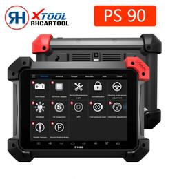 $enCountryForm.capitalKeyWord Australia - Diagnostic tool XTOOL PS90 Automotive OBD2 With Key Programmer Odometer Correctio EPS Support Multi Car models Best ez400 ez500
