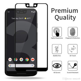 $enCountryForm.capitalKeyWord Australia - For LG Stylo 5 K40 Google Piexl 3A 2 XL Edge To Edge Fingerprint Scratch Force Resistant Case Friendly Screen Protector Tempered Glass