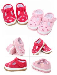 $enCountryForm.capitalKeyWord Australia - DHL 20pair Canvas Classic Sports Sneakers Newborn Baby Boys Girls First Walkers Infant Toddler Soft Sole Anti-slip Baby Shoes