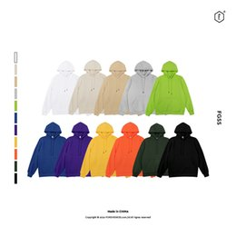 men cashmere hat Australia - well Unisex jacket with hat Men woman Sweatshirt Push Pure Color Plus Cashmere Thickening Oversize Shoulder Drop Male Even Caps