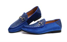 $enCountryForm.capitalKeyWord Australia - Newly Classic Italy Men Plus Size Woven Suede Leather Shoes Designer Driving Flats Shoes Wedding Party Banquet Shoes da014