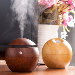 $enCountryForm.capitalKeyWord Australia - USB Aroma Essential Oil Diffuser Ultrasonic Cool Mist Humidifier Air Purifier 7 Color Change LED Night light for Office Home