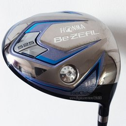Chinese  New Women Golf Clubs HONMA BEZEAL 525 Golf driver 11.5 loft HONMA Clubs driver Golf Graphite shaft L Flex Cooyute Free shipping manufacturers