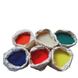 Katı Renk Büyüyen Orbeez Kristal Şişme Su Boncuk Büyüyen Topları Su Oyuncak Tabanca Kristal Çamur Ev Dekor için indirimde