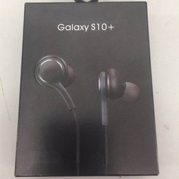 $enCountryForm.capitalKeyWord Australia - 2019 Latest Products Earphones S10 earphone 3.5mm In-ear with Microphone Wire Headset for Samsung Galaxy s10 S9 S8 plus smartphone