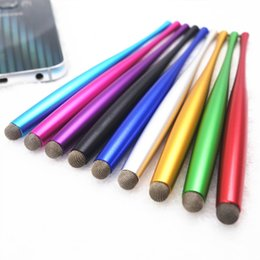 $enCountryForm.capitalKeyWord Australia - Small pretty waist capacitive pen wear-resistant game iphone capacitive screen touch pen does not damage the screen fingerprint