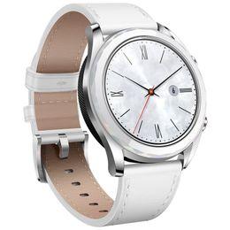 android smart watch nfc 2019 - Original Huawei Watch GT Smart Watch Support GPS NFC Heart Rate Monitor 5 ATM Waterproof Wristwatch 1.2 inch AMOLED Watc