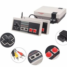 Mini Game Console 620 500 mini video TV del gioco console portatile 620 500 Giochi 8 Bit Entertainment System con gamepad in Offerta