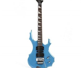 Chinese  Free shippingShaped electric guitar, color optional, can be customized manufacturers