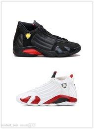 $enCountryForm.capitalKeyWord NZ - 2019 14 Rip Pe Athlete Richard Hamilton Basketball Shoes Candy Cane 14s Athletic Sneakers Last Shot Women Luxury Designer Sports Shoe