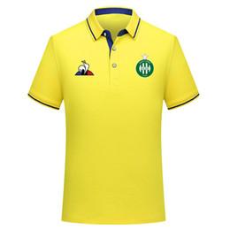 $enCountryForm.capitalKeyWord NZ - The New Ligue In stock as Saint-Etienne Soccer Polo Shirt Soccer jerseys Football Shirt 18 19 Saint-Etienne white Polo Shirt Soccer jerseys