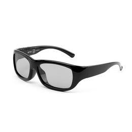 Lcd Liquid Crystal Australia - Luxary-Original Design Magic Smart LCD Sunglasses Polarized Lenses Adjustable Transmittance Lenses Liquid Crystal Shine Black