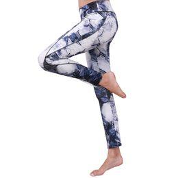 $enCountryForm.capitalKeyWord UK - KLV Women Yoga Fitness Leggings Leggings Sport Women Fitness Yoga Pants High Waist Running Gym Stretch Sports Pants Trousers #C
