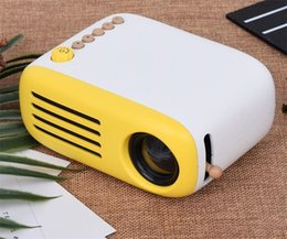 $enCountryForm.capitalKeyWord NZ - 2019 newest Portable Mini LCD LED Projector YG200 YG-200 Video 320 x 240 Pixel Home Wireless Remote Control Proyector