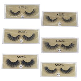 $enCountryForm.capitalKeyWord Australia - 1box False Eyelashes Natural Long 3d Lashes Hand Made 3d False Eyelashes Volume Makeup Full Strip Lashes