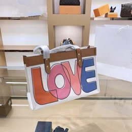 hand made bags style Australia - 2020 hot style shopping bags can make super capacity hand-held shoulder multi-purpose type of canvas