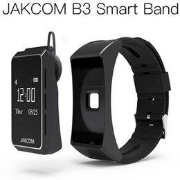 EarphonEs slEEp online shopping - JAKCOM B3 Smart Watch Hot Sale in Smart Wristbands like earphone aws video camera fitness tracker