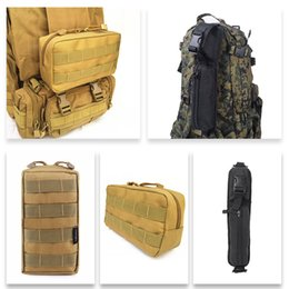 $enCountryForm.capitalKeyWord NZ - Tactical Molle Sundries Accessory Bag Shoulder Strap Bag Backpack EDC Tools Pouch Outdoor Hunting Hiking Travel Expansion Bags