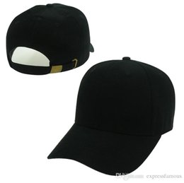 e3cebc0e6c7 Fashion Blank Plain Strapback Caps black white pink red colors Hats Men  Women Sport Snapback Summer Sun Visor Baseball Cap Hip Hop hat