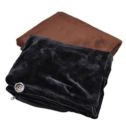 Usb Heating Pads Australia - Heating Physiotherapy Car Pain Relief Warm Winter Soft USB Home Pad Shawl Neck Health Care Shoulder Electric Multiple Protection Blanket