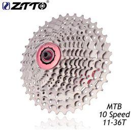 $enCountryForm.capitalKeyWord Australia - ZTTO MTB Mountain Bike Bicycle Parts 10Speed 11-36T Freewheel Cassette Compatible for Parts M590 M610 M675 M780 XT SLX