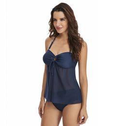 Women Suits Australia - High Quality Bikini Bikinis 2019 Swimsuit Swimwear Women Bikini Set Push Up Bathing Suit Women's Swimming Swimsuits DS17 Blue