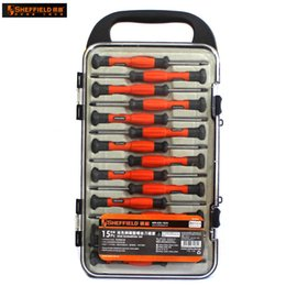 tools disassemble mobile phone 2019 - SHEFFIELD Multifunction precision screwdriver set with rotation cap for DIY computer repair disassemble mobile phone too