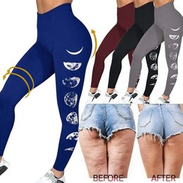 hottest blue yoga pants Australia - Printed Yoga Pants Ladies Unique Fitness Tights, Sexy Running Pants, Push-ups, Gym Stretch Tights 4 Colors,Hot Sale