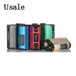 Chinese  Dovpo Topside Dual Squonk Mod 200W Juice Delivery System with 0.96 Inch OLED Screen 10ml Squonk Bottle 100% Original manufacturers