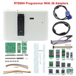 $enCountryForm.capitalKeyWord Australia - Original RT809H EMMC-Nand FLASH Extremely fast Universal Programmer With 26 ADAPTERS