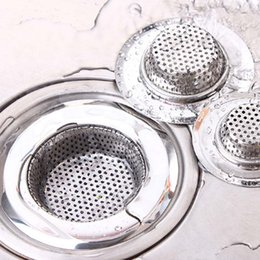 1 Pcs Mrosaa 304 Stainless Steel Sink Strainer Stopper Waste Plug Sink Filter Basin Sink Drain Accessories For Kitchen Bathroom Special Summer Sale Home Improvement Bathroom Sinks,faucets & Accessories