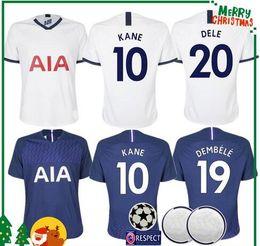 $enCountryForm.capitalKeyWord NZ - Champions League 19 20 Tottenhamirs KANE Soccer Jersey 2019 2020 LAMELA ERIKSEN DELE SON home Away 3rd blue Football jerseys shirt