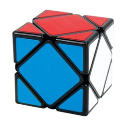 Magic Gifts Australia - Color box Decompression Toys Puzzle cube Children education toys Sticker Oblique magic cube Good Gift Toy