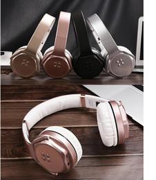 2in1 Speaker Australia - SODO MH3 Bluetooth Headphone Wireless NFC 2in1 Twist-out Speaker Headset Over Ear Sports Magic Wireless Earphone Support TF Card