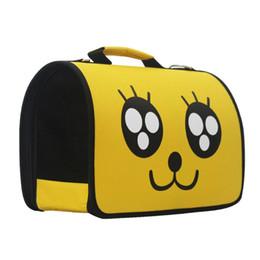 $enCountryForm.capitalKeyWord NZ - Cartoon Pet Carrier Shoulder Bag Handbag Breathable Dog Cat Fodable Carrier Bag