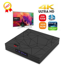 $enCountryForm.capitalKeyWord Australia - New M9S W5 Android 7.1 TV Box 2GB 16GB Amlogic S905W Quad Core 100M LAN 2.4G WiFi 4K 1080P H.265 IPTV Smart Media Player with LED display