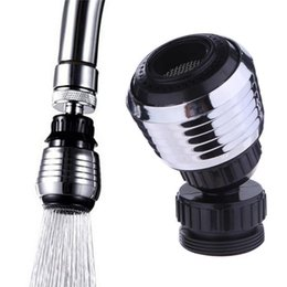 $enCountryForm.capitalKeyWord Australia - Universal Plastic Faucet Nozzle 360 Rotary Kitchen Faucet Shower Head Economizer Filter Water Stream Faucet Pull Out Bathroom