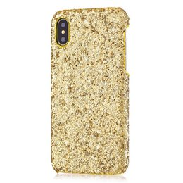 iphone phone bulk NZ - Bling Powder Bling Phone Case for Iphone 11 Pro Max X XS MAX XR 8 7 6 6s Plus Cellphone Bulk Luxury Sparkle Rhinestone Cover