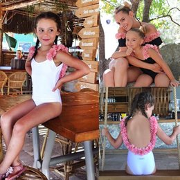 Double breast vest online shopping - Pudcoco Girl Swinsuits Y Y Fashion Infant Kids Baby Girls Backless Floral Swimsuits Swimwear Bathing