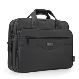 $enCountryForm.capitalKeyWord UK - New Business Briefcase Laptop Bag Oxford Cloth Multi-function Waterproof Handbags Business Portfolios Man Shoulder Travel Bags Y19051802