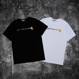 $enCountryForm.capitalKeyWord NZ - New men luxury t shirt classic fashion brand designer t shirts carhartts before after letter printing men women leisure sports tees tops