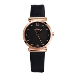 $enCountryForm.capitalKeyWord UK - Popular Fashion Watch Ladies Exquisite Small Dial Leather Strap Rhinestone Women Quartz Watch Female Models Clock Reloj Mujer #A
