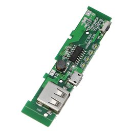 $enCountryForm.capitalKeyWord Australia - USB 5V 2A Mobile Phone Power Bank Charger PCB Board Module For 18650 Battery Z17 Drop ship