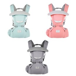 Hip seat carrier online shopping - Original Bethbear Months In Adjustable Hip Seat Newborn Waist Stool Baby Carrier Infant Sling Backpack Y190522