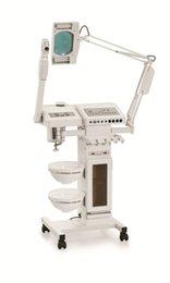 Galvanic Beauty Canada - Tax free 11 IN 1 Vacuum High frequency Facial brush Spray Vaporizer Magnifying lamp ultrasonic skin Galvanic Sterilization Cabiner beauty CE