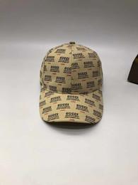 $enCountryForm.capitalKeyWord NZ - Luxury Designer Hats Caps Mens Woman Baseball Cap Brand Logo Letter Loved Printing Cap Adjustable Hat High Quality Khaki and Box Optional